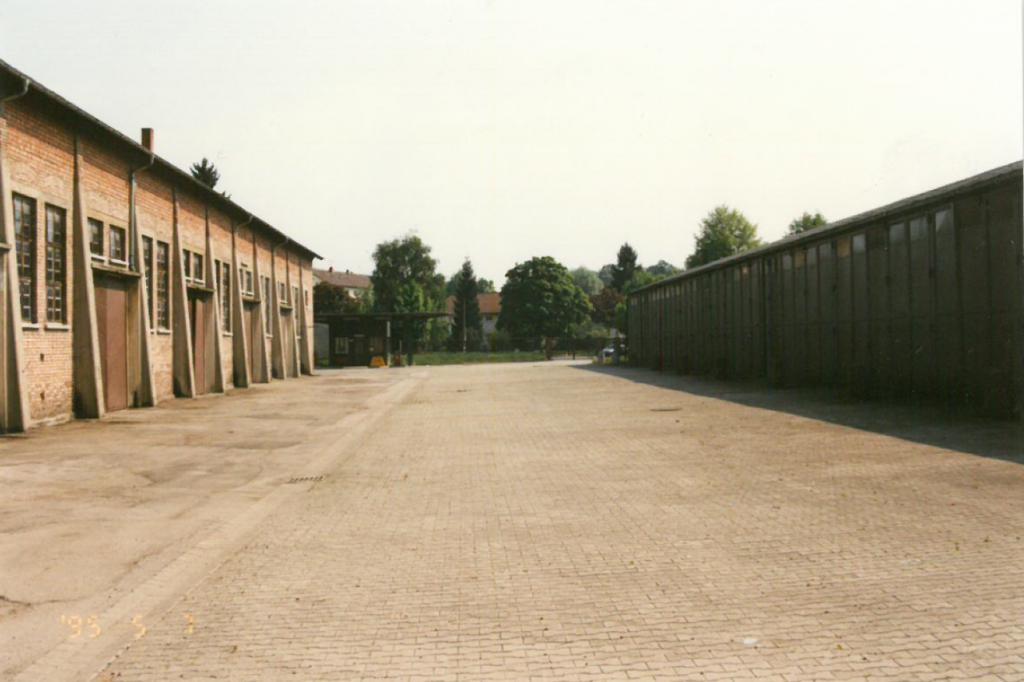Reithalle Achern 1995