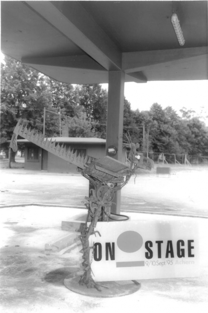 Kunstausstellung On Stage 1995